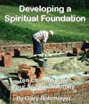 Developing a Spiritual Foundation