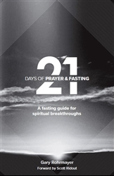 21 Days of Prayer & Fasting-Also available for Kindle on Amazon