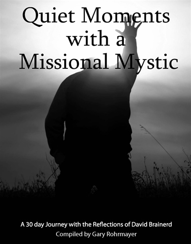 Quiet Moments By The Fireplace: Quiet Moments With A Missional Mystic A 30 Day Journey